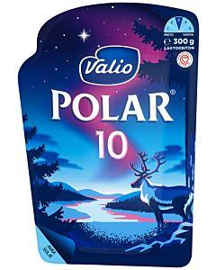VALIO POLAR 10% VIIPALE 300G