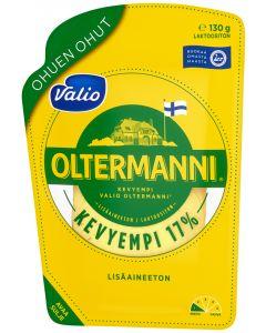 VALIO OLTERMANNI 17 % OHUEN OHUT VIIPALE 130G