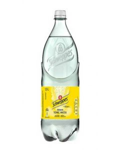 SCHWEPPES INDIAN TONIC 1,5L