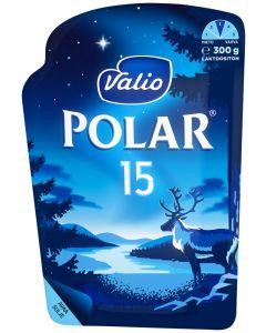 VALIO POLAR 15% VIIPALE 300G