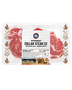 HK RYPSIPORSAS COLLAR STEAK WITH BONE N.450-650G