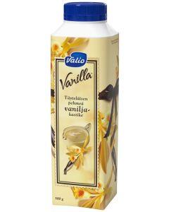 VALIO VANILLA VANILJAKASTIKE 500G