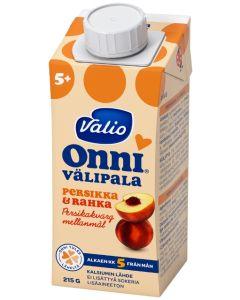 VALIO ONNI® PERSIKKA-RAHKAVÄLIPALA 215G UHT