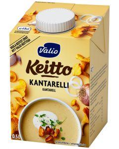 VALIO KANTARELLIKEITTO 5 DL UHT LAKTOOSITON