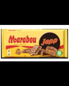 MARABOU 185G JAPP SUKLAALEVY