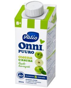 VALIO ONNI OMENA-KAURAPUURO 215G UHT