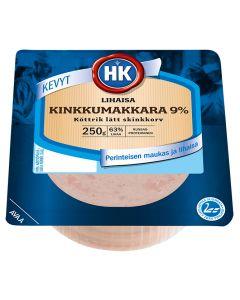 HK LIHAISA KINKKUMAKKARA 9%, KEVYT 250G