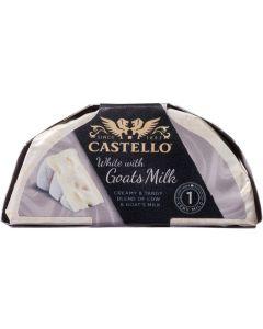 CASTELLO WHITE GOAT´S MILK 150G HOMEJUUSTO