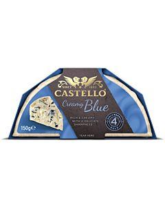 BLUE CASTELLO SINIHOMEJUUSTO 150G