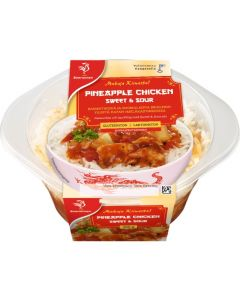 SAARIOINEN PINEAPPLE CHICKEN SWEET & SOUR 300G