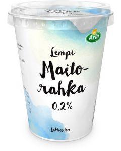 ARLA LEMPI MAITORAHKA 0.2% 400G LAKTOOSITON