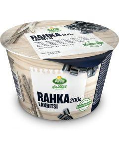ARLA KEITTIÖ RAHKA LAKRITSI 200G LAKTOOSITON
