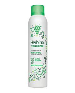 HERBINA 250ML HIUSKIINNE VOLUME EXTRA STRONG TUUHEUTTAVA