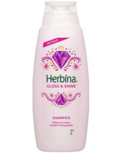 HERBINA 400ML SHAMPOO GLOSS & SHINE