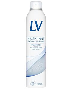 LV 300ML HIUSKIINNE EXTRA STRONG