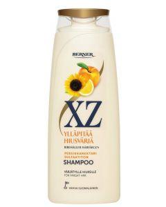XZ 250ML PERSIKKANEKTARI SULFAATITON SHAMPOO
