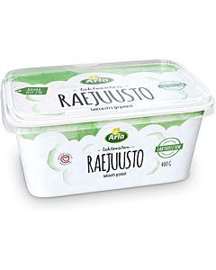 ARLA LAKTOOSITON RAEJUUSTO 400G