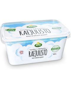 ARLA RASVATON  LAKTOOSITON RAEJUUSTO  400G
