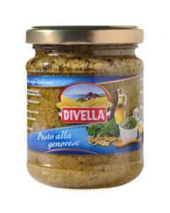 DIVELLA PESTO ALLA GENOVESE BASILIKA 53% 190G