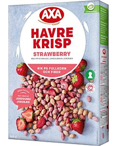 AXA HAVRE KRISP STRAWBERRY 300G