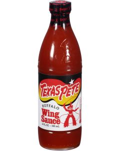 TEXAS PETE 335ML BUFFALO MAUSTEKASTIKE