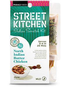 STREET KITCHEN INDIAN BUTTER CHICKEN MAUSTESEOS 255G