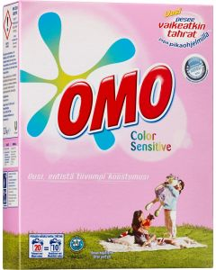 OMO 700G SENSITIVE COLOR PYYKINPESUJAUHE