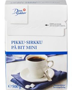 DANSUKKER PIKKUSIRKKU 500G