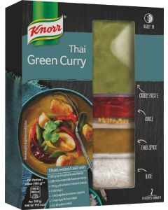 KNORR 169G THAI GREEN CURRY ATERIA-AINES