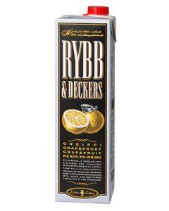 RYBB & DECKERS 1L GREIPPIMEHUJUOMA