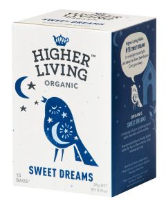 HIGHER LIVING SWEET DREAMS LUOMU ILTA YRTTITEE 15PSS