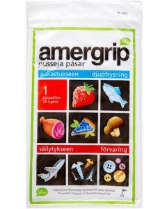 AMERGRIP 20KPL/1L GREEN PE PUSSI