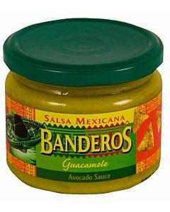 BANDEROS GUACAMOLE SALSA MEXICANA  300G
