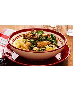 Resepti-Broileripasta italialaisittain