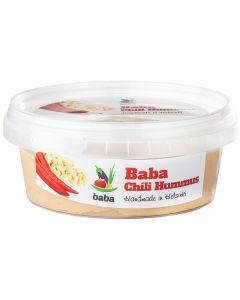 BABA CHILI HUMMUS KIKHERNETAHNA 200G