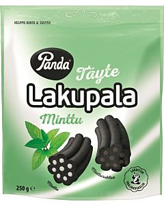PANDA TÄYTELAKUPALA MINTTU 250G