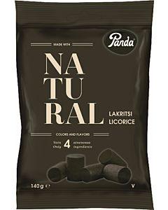 PANDA NATURAL LAKRITSI 140G