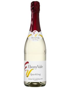 EBONY VALE SPARKLING ALKOHOLITON KUOHUVIINI 75CL