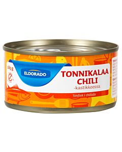 ELDORADO 185G TONNIKALA CHILIKASTIKKEESSA