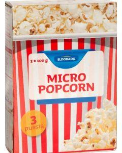 ELDORADO MICRO POPCORN 3X100G