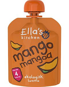 ELLA`S KITCHEN FIRST TASTE LUOMU MANGOSOSE 70G 4KK