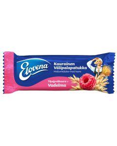 ELOVENA 35G VADELMA KAURAINEN VÄLIPALAPATUKKA
