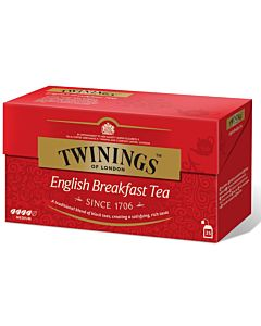 TWININGS ENGLISH BREAKFAST TEE 25X2G