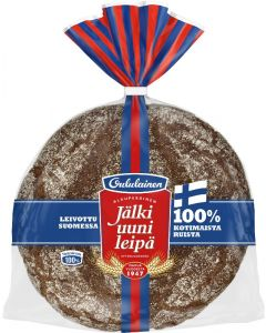 OULULAINEN ALKUPERÄINEN JÄLKIUUNILEIPÄ 300G