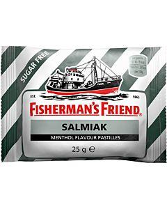 FISHERMAN'S FRIEND SOKERITON PASTILLI SALMIAKKI 25G