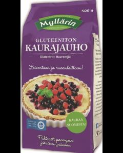 MYLLÄRIN 500G KAURAJAUHO GLUTEENITON