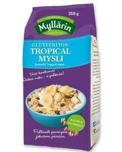 MYLLÄRIN 350G GLUTEENITON TROPICAL MYSLI