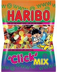 HARIBO CLICK MIX 275G MAKEISSEKOITUS