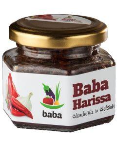 BABA HARISSA TULINEN CHILITAHNA 100G