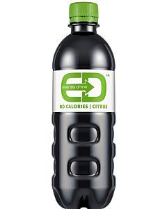 ED NO CALORIES CITRUS ENERGIAJUOMA 0,5L KMP